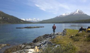 """Tierra del Fuego: El parque nacional de la provincia sigue en competencia para ser una de las """"Siete  maravillas naturales argentinas"""""""