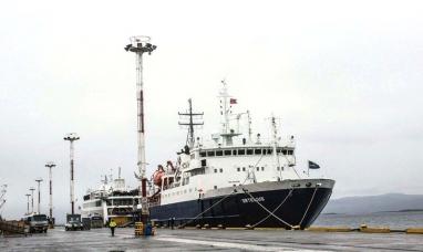 Tierra del Fuego: Partió de Ushuaia un crucero con 120 turistas que llevan 31 días a bordo