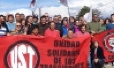 """Tierra del Fuego: Partido """"gremialista- político"""" rechazó el endeudamiento de la provincia"""