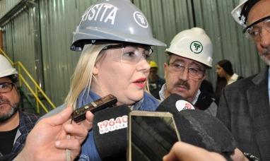 Tierra del Fuego: La petroquímica va a potenciar a Río Grande dijo la gobernadora