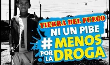 """Tierra del Fuego: """"Ni un pibe menos por la droga"""", el domingo 01 de julio habrá un gran evento en Río Grande"""