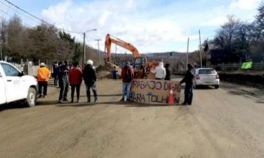 Tierra del Fuego: Piden que en Tolhuin se priorice la mano de obra local en la construcción
