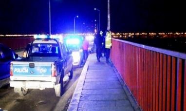 Tierra del Fuego: La policía logró rescatar a una joven suicida