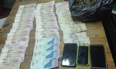 Tierra del Fuego: La policía secuestró en Río Grande seis kilos de marihuana