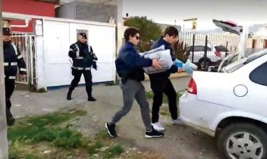 Tierra del Fuego: Policía secuestró 30 kilos de marihuana