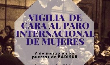 Tierra del Fuego: Por el día internacional de la mujer habrá vigilia y olla popular en fábrica textil