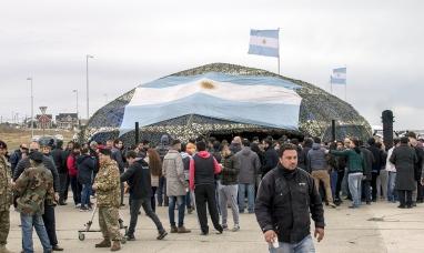 Tierra del Fuego: Por primera vez en 25 años, se suspende la vigilia del 02 de abril
