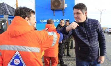 Tierra del Fuego: Posta sanitaria registrará a quienes ingresen a Río Grande