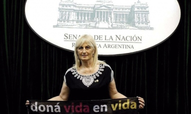 """Tierra del Fuego: Premio Solidario """"Espera por la Vida"""""""