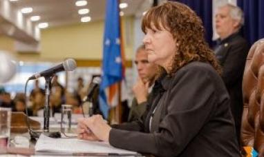 Tierra del Fuego: La presidenta de la legislatura determinó la suspensión de todas las actividades