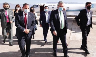 Tierra del Fuego: El presidente Alberto Fernández llega hoy a Río Grande