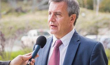 Tierra del Fuego: Presidente del ente de turismo habló sobre el vuelo de Norwegian y la concesión del glaciar Martial