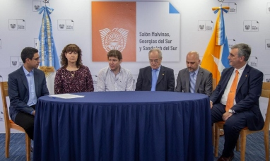 Tierra del Fuego: Profesionales de la UBA iniciaron análisis de situación de distintos organismos y obras en la provincia
