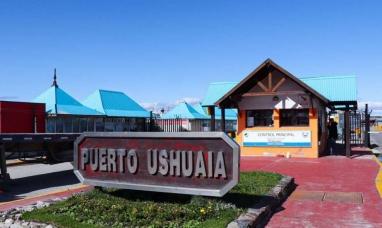 Tierra del Fuego: El puerto de Ushuaia se prepara para recibir turistas antárticos