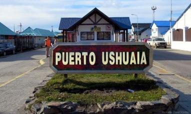 Tierra del Fuego: El puerto de Ushuaia redujo un 42% sus desembarcos en lo que va de 2020