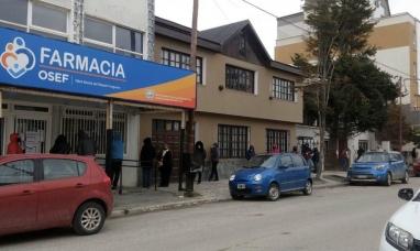 Tierra del Fuego: Quejas en Ushuaia por la atención en la farmacia de la obra social del estado
