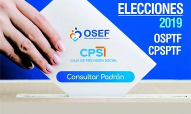 Tierra del Fuego: Quince fórmulas se presentaron para las elecciones de la obra social y la caja de jubilaciones