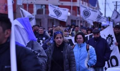 Tierra del Fuego: Se realizaron movilizaciones contra los aumentos de tarifas