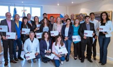 Tierra del Fuego: Reconocieron a docentes que ejercieron en la Antártida