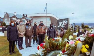 Tierra del Fuego: Recordaron a los caídos en el crucero ARA general Belgrano