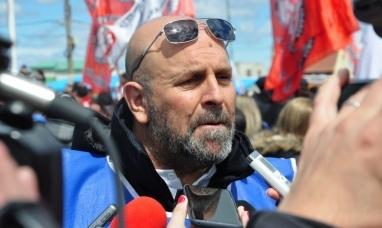 """Tierra del Fuego: Secretario general gremio estatal de Río Grande en contra de los """"paliativos"""""""