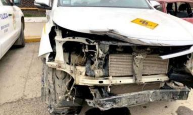 Tierra del Fuego: El seguro no reconoce gastos a taxista que fue colisionado por ex funcionario de gobierno