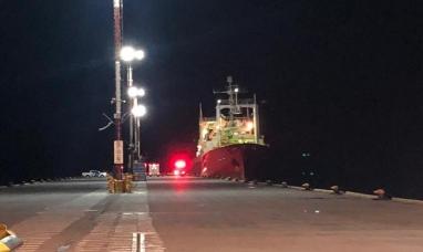 Tierra del Fuego: Siete tripulantes de barco pesquero dieron positivo al Covid-19