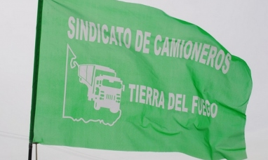 Tierra del Fuego: Sindicato de camioneros apoya y se solidariza con Pablo Moyano.