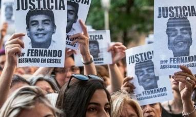 Tierra del Fuego: La sociedad unida también marcha a un mes del crimen de Fernando Báez Sosa