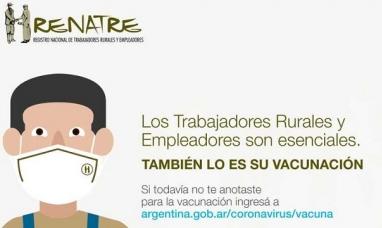 Tierra del Fuego: Solicitan realizar los  esfuerzos necesarios para vacunar a los trabajadores rurales