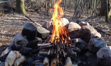Tierra del Fuego: Solo se permite hacer fuego en sitios habilitados, está vigente la temporada de alto riesgo de incendios forestales