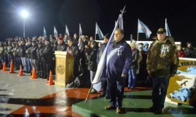 """Tierra del Fuego: Suspenden oficialmente la """"Semana de Malvinas"""", pero los veteranos quieren realizar la vigilia"""