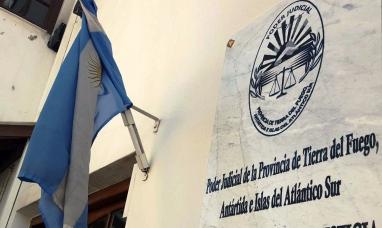Tierra del Fuego: Tiene fecha el reinicio de la actividad judicial será el martes 26