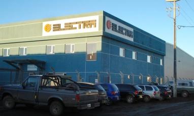 """Tierra del Fuego: Trabajadores de fábrica """"Aires del sur"""" en huelga"""