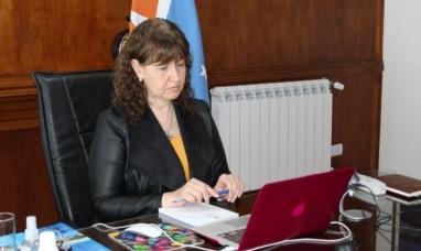 """Tierra del Fuego: """"Trabajamos en fortalecer nuestro vínculo con Chile"""" dijo vice gobernadora"""