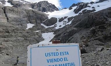 Tierra del Fuego: Tragedia en un centro de esquí en Ushuaia un turista estadounidense cayó al vacío y murió