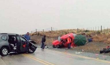 Tierra del Fuego: Tragedia vial con vacacionistas falleció una mujer y seis personas resultaron heridas