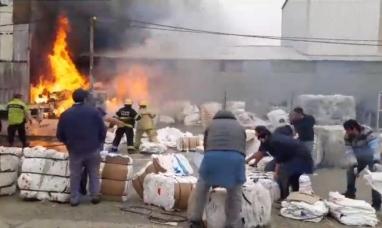 Tierra del Fuego: Tras la declaración de dos testigos se debilita la hipótesis de que el incendio fue provocado por dos menores