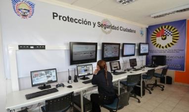 Tierra del Fuego: A través de la secretaría de seguridad se compraron 80 cámaras de vigilancia