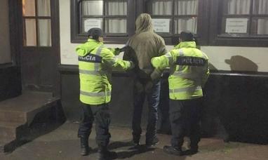 Tierra del Fuego: Un turista francés fue detenido tras provocar daños en Ushuaia