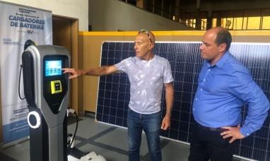 Tierra del Fuego: Una empresa de Ushuaia fabricará cargadores de última generación para vehículos eléctricos