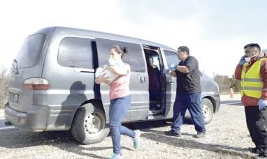 Tierra del Fuego: Una mujer dio a luz en un automóvil