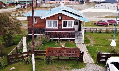 Tierra del Fuego: Una mujer evitó el control policial para ingresar a Tolhuin sin permiso