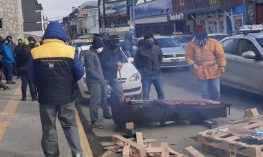 Tierra del Fuego: En Ushuaia choferes de taxis reclaman subsidios