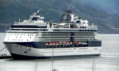 Tierra del Fuego: En Ushuaia comienza la temporada de cruceros 2018-2019