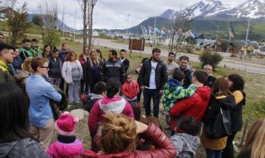 """Tierra del Fuego: En Ushuaia se conmemoró el """"Día mundial de víctimas de accidentes viales"""""""