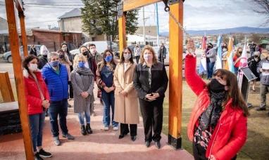 """Tierra del Fuego: En Ushuaia se conmemoró el """"Día mundial de la paz"""""""