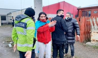 """Tierra del Fuego: Usurpadores salieron en libertad tras acordar un """"resarcimiento"""" con el dueño de la tierra usurpada"""