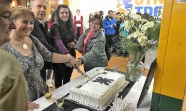 Tierra del Fuego: En la UTN festejaron los 70 años de la fundación de la universidad obrera nacional