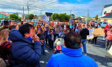 Tierra del Fuego: No vamos a vender a ningún trabajador, dicen desde ATE Río Grande
